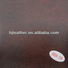 High quality synthetic pu leather for sofa cover
