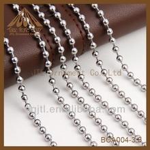 la moda de metal de hierro de la cadena del grano
