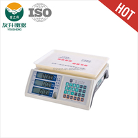 Cheap fruit and vegetable weighing scale 40kg balance