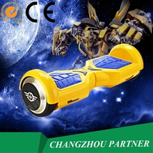 Hot selling 250w 6.5 inch two wheel smart balance electric scooter and kids drifting electric self balance scooter