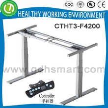 Armenia Height foldable desk frame with electric motor control panel for sale
