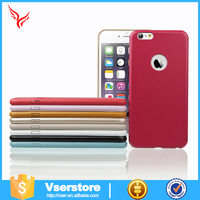universal smart phone ultrathin leather case for iphone 6 6s leather cell phone case