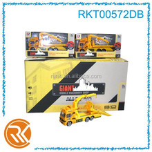 1:72 mini die cast sliding rescue truck scale models