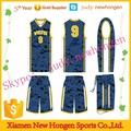 Best poliéster basketball sportswear basquetebol jerseys china