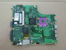computer motherboard for toshiba V000125640 A300 laptop