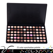 Hot new products for 2015 all matte 72 color eyeshdow For sale