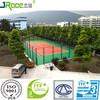 high-performance single component tennis court surface manufacturer