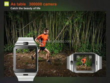 2015 newest Water proof Sports Smart watch phone Support 3G Sim Card/bluetooth for sport Android 4.2 Smart Phone Watch
