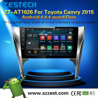 NEW Android 4.4.4 up to 5.1 Car DVD Gps Navigation system for Toyota camry 2015 3G GPS WIFI Email OBDII