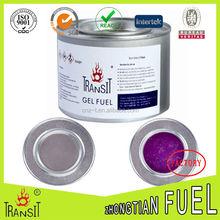 combustibile di logoramento etanolo per alimentare il riscaldamento