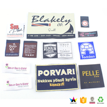 2015 printed clothing labels,woven labels,garment labels in China