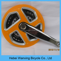 Competitive price best service bicycle crank chainwheel, bicycle freewheel crank