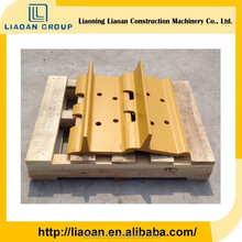 china best quality bulldozer undercarriage steel parts D80P track pad bulldozer track shoe D80P track pad for komatsu