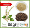 High quality and standard 100% Natural Triterpenoid Saponins 8% Black Cohosh Extract