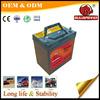 N36 DIN Standard 12v 36ah lead acid car battery for Toyota