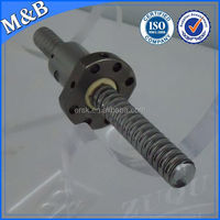 China hot sale acme anti backlash lead screw for wood machinery