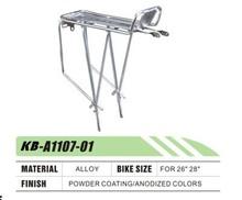 High quality alloy bike luggage rear carrier