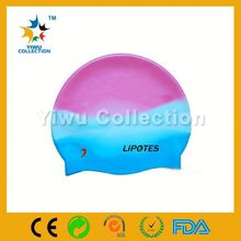 fabric swimming hats,bubble silicone swim hats for long hair,youth swim caps
