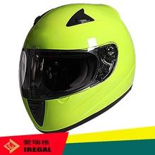 Good ventilation system safety helmet with visor safety motorcycle helmets