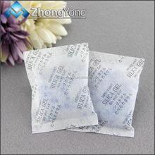 20 grams blue silica gel desiccant, desiccant indicator, Japanese printing