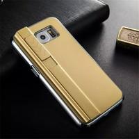 Danycase Brand custom design plastic lighter phone case for S6 for Samsung