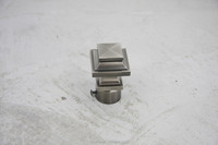 Fancy Zinc Curtain Rod Finial