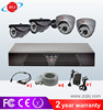 Home security 4ch CCTV system camera
