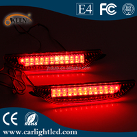 Hot Sale for Kia Accessories Rear Bumper Light Led Red Brake Lights for K2 Sedan 2012