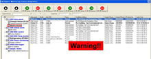remote central monitoring, remote monitor center software, Central Monitor System