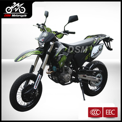 off-road motorcycle dirt bike with off road tire or road tire hot sale
