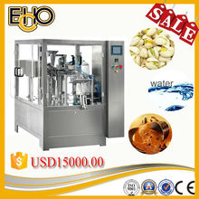 china top rated fully automatic Preformed bag Roasted Coffee Bean filling and sealing Pack Machinery