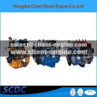 YTO YD series diesel engine for vehicle, construction and generator set