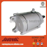 Low noise and high reliability CG125 motorcycle starter motor