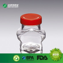 Venda quente China fornecedor mel os fabricantes de garrafas pet