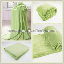 2013 shaoxing top 10 Fleece Blanket 100% Polyester Fabric for compression glove
