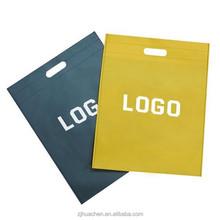 Zhejiang factory promotional Non Woven Bag with logo/Non-Woven shopping Bag/cheap custom NonWoven Bag wholesale