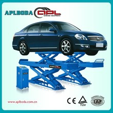 APL-6735 auto car equipment,in-ground scissor lift