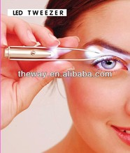 Light Up Led Tweezers Make your life easy Flashlight tweezers