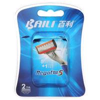 5 blades refill for system razor