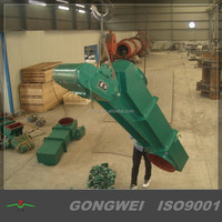 electromagnetic vibrating feeder for ore processing