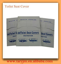 1/2 fold travel pack Maternity Pregnancy Disposable Toilit Seat Covers