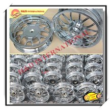 Cheap motorcycle wheel-4 high quality motorcycle parts motorcycle wheel