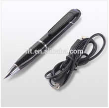 low factory price very small hidden camera, hidden video digital TF card pen camera wifi