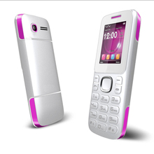 White/Black/Pink/Blue/Green Dual SIM Dual standby mobile phone