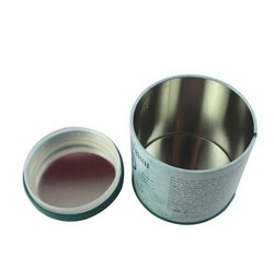 Wholesale useful empty dried fruit packing tin box