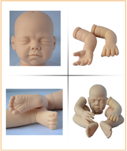 doll manufacturers kit reborn baby silicone/silicone reborn baby dolls for sale/reborn doll kits