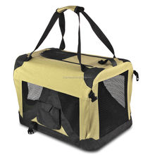 Fabric Soft Pet Crate Kennel Cage Carrier