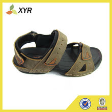 cheap flat sole men sandals 2013,custom mens sandal with pu sole wholesale