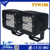 "Standard parts autobike Parts of work light 18w off road led driving light bar 2"" led light"