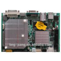 fanless atom motherboard with intel N270 processor (PCM3-N270)
